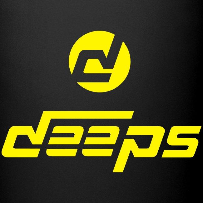 Deeps cup logo jaune