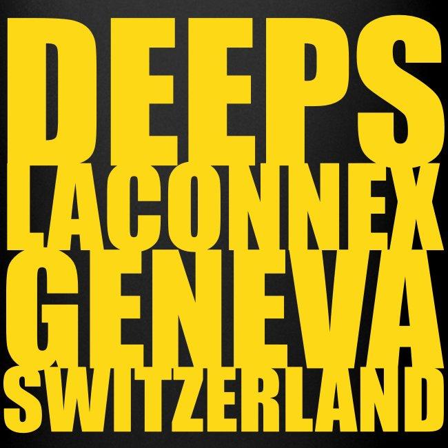 Deeps cup logo laco jaune