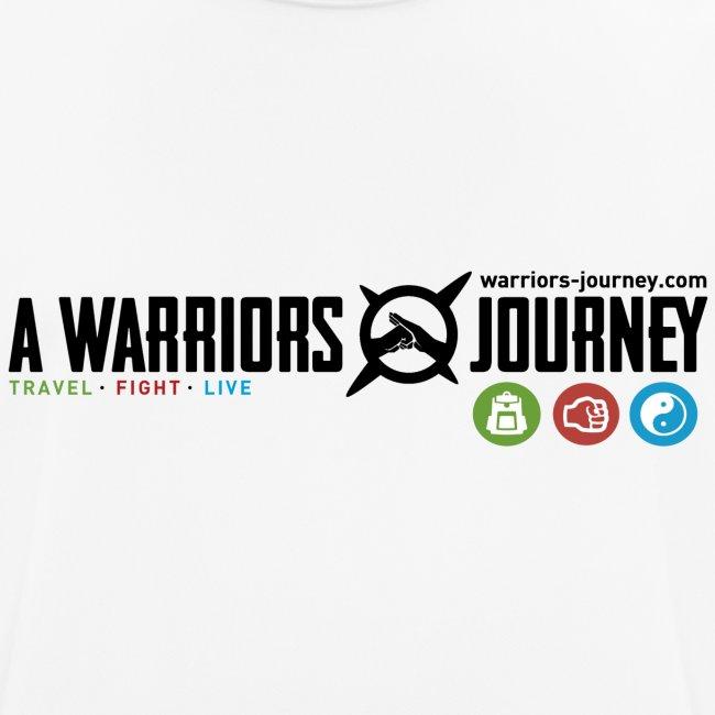A Warriors Journey Sports Shirt Men