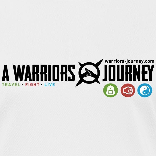 A Warriors Journey Sports Shirt Women