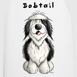 Bobtail Cartoon  Aprons - Cooking Apron