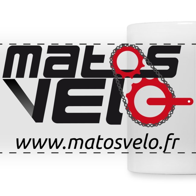 Tasse café Matos vélo