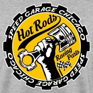 Hot Rods Racing Parts Sweat-shirts - Sweat-shirt Homme