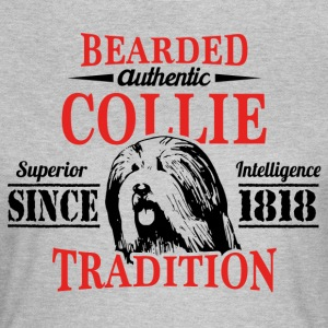Authentic Bearded Collie Tradition T-Shirts - Women's T-Shirt
