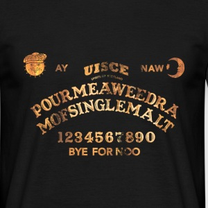 Scottish Ouija Board T-Shirts - Männer T-Shirt