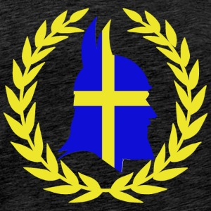 svensk krigare Tee shirts - T-shirt Premium Homme