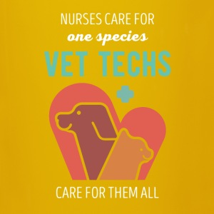 Vet Techs care for them all Veterinary T-shirt Mugs & Drinkware - Full Colour Mug
