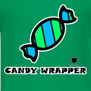 CANDY WRAPPER Shirts - Teenage Premium T-Shirt