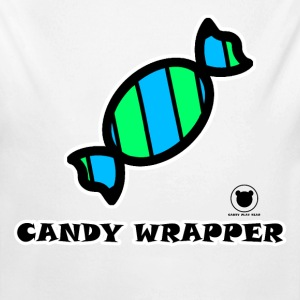 CANDY WRAPPER Baby Bodysuits - Longlseeve Baby Bodysuit