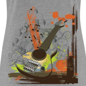 Music T-Shirt - Women's Premium T-Shirt