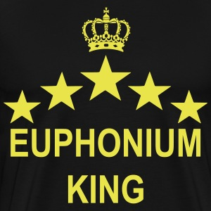 EUPHONIUM KING T-Shirts - Men's Premium T-Shirt