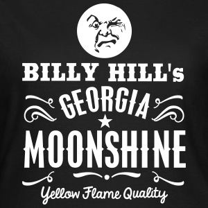 Moonshine Whiskey T-shirts - Dame-T-shirt