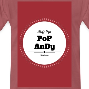 T-SHIRT ANDY POP 2 - T-shirt Premium Homme