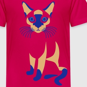 Siamkatze - Teenager Premium T-Shirt