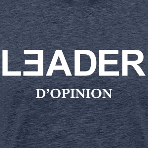Leader d'Opinion Tee shirts - T-shirt Premium Homme
