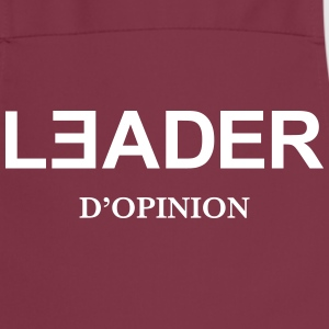 Leader d'Opinion Tabliers - Tablier de cuisine