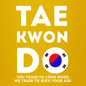 Taekwondo You train to look good MMA T Shirt Mugs & Drinkware - Full Colour Mug