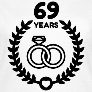 69 - Birthday Wedding - Marriage - Love T-Shirts - Women's T-Shirt