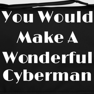 You Would Make A Wonderful Cyberman Bolsas y mochilas - Bolso de bandolera