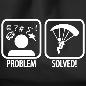 problem solved skydiving Borse & zaini - Sacca sportiva