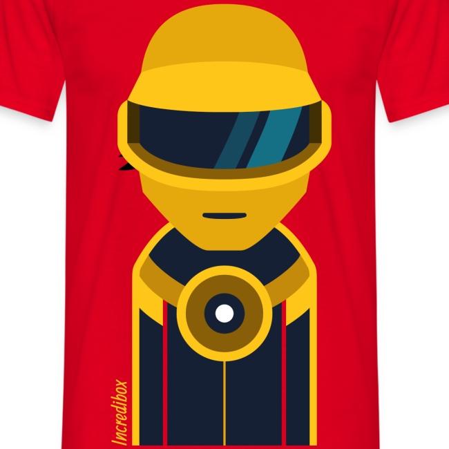 GOLD ROBOT T-SHIRT
