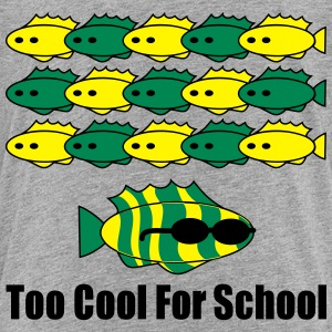 Too Cool For School - Kids' Premium T-Shirt