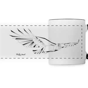 Fly like an eagle - tasse - Tasse panorama