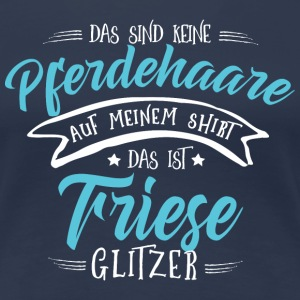 Glitzer Friese T-Shirts - Frauen Premium T-Shirt