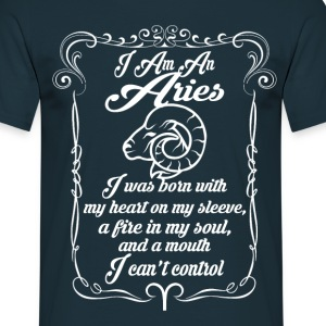 I Am An Aries T-Shirts - Men's T-Shirt