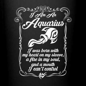 I Am An Aquarius Mugs & Drinkware - Full Colour Mug