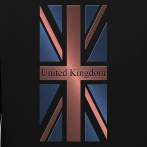 United Kingdom Hoodies & Sweatshirts - Contrast Colour Hoodie