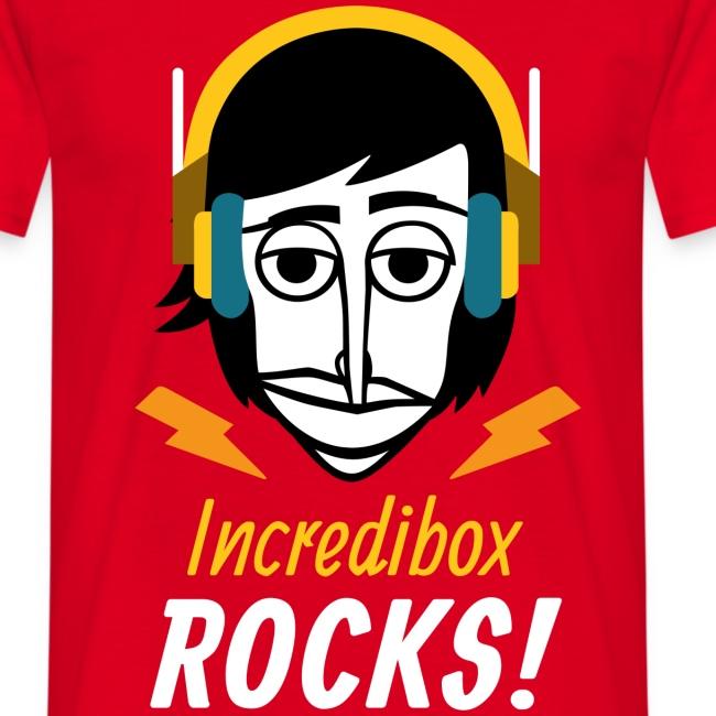 INCREDIBOX ROCKS T-SHIRT