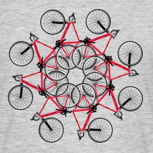 Bicycle cycle - Men's T-Shirt