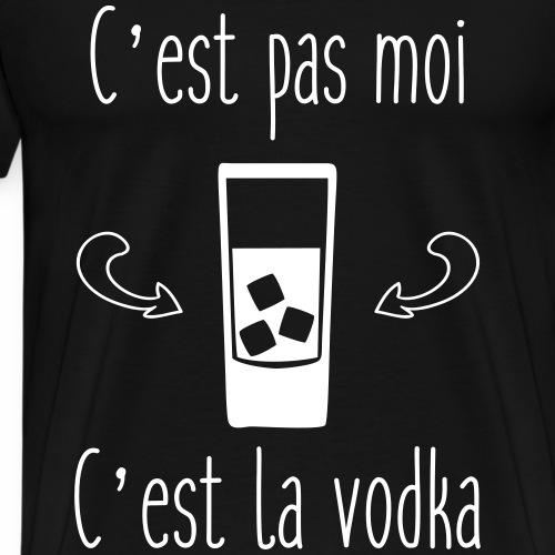c'est pas moi vodka
