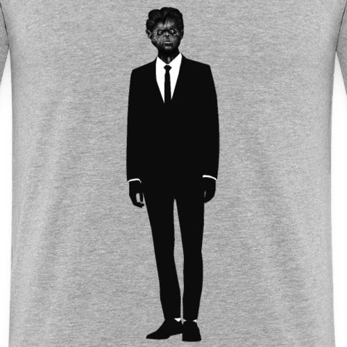 Stranger In A Suit