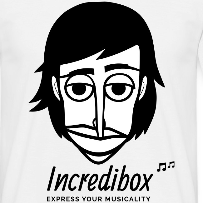 INCREDIBOX OFFICIAL T-SHIRT