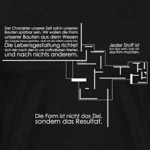 suchbegriff architektur spr che t shirts spreadshirt. Black Bedroom Furniture Sets. Home Design Ideas