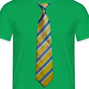 tie 4 - Men's T-Shirt