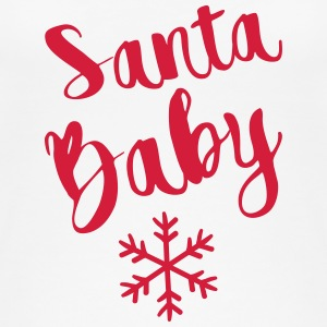Santa Baby Tops - Women's Organic Tank Top
