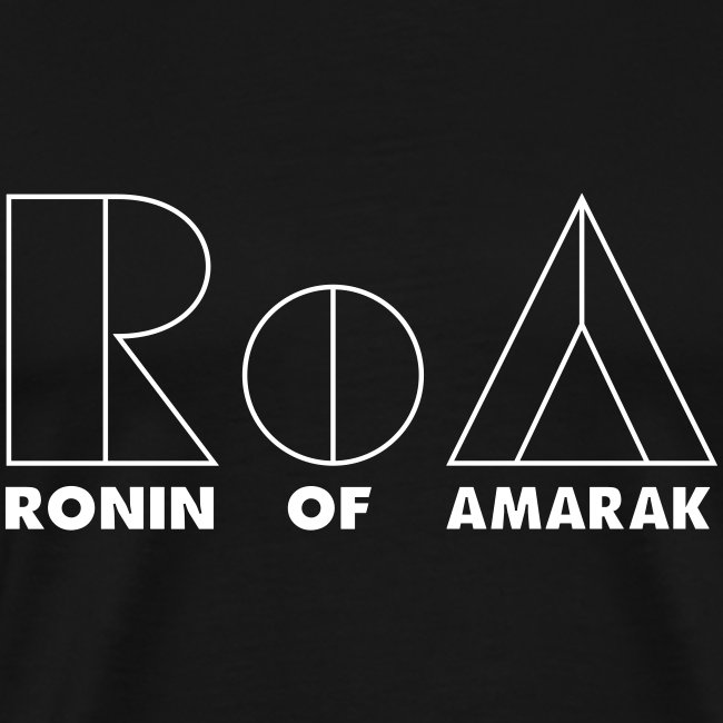 Ronin of Amarak official Tee