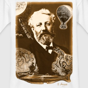 Jules Verne Tribute - Kinder T-Shirt