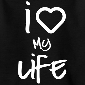 i love my life 2 Shirts - Kids' T-Shirt