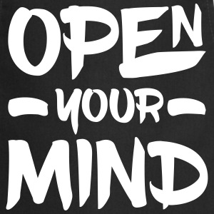 Open Your Mind Tabliers - Tablier de cuisine