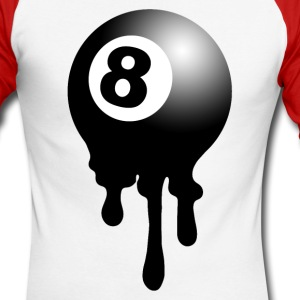 8 Ball  Manches longues - T-shirt baseball manches longues Homme
