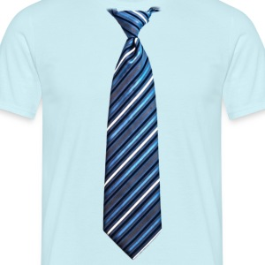 tie_3 - Men's T-Shirt