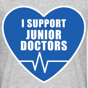 I Support Junior Doctors T-Shirts - Men's T-Shirt