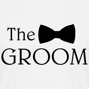 The Groom - Männer T-Shirt