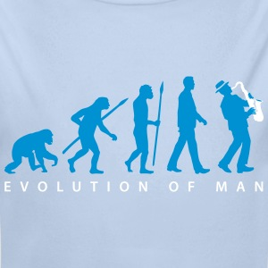 evolution_of_man_saxophone_player_092016 Baby Bodys - Baby Bio-Langarm-Body