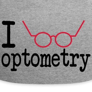 I Love Optometry - Jersey-Beanie
