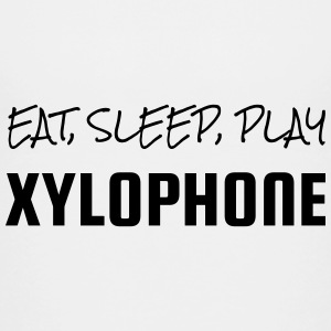 Xylophon xylophonist Musik Musiker Musikerin T-Shirts - Teenager Premium T-Shirt